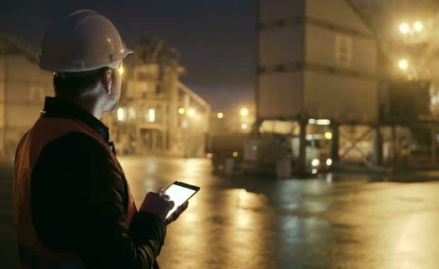 Opleverformulier app voor mobiel of tablet.